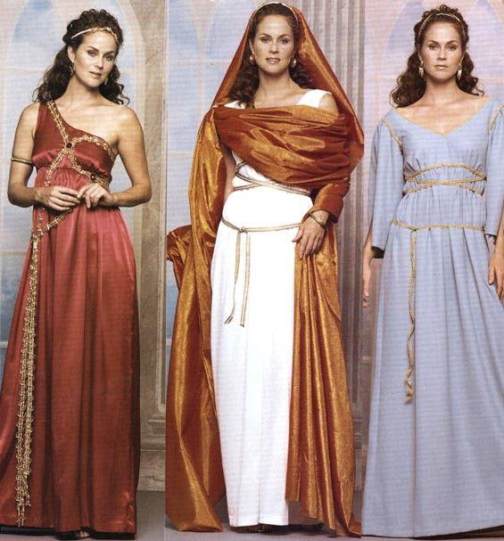 Греческие костюмы своими руками фото