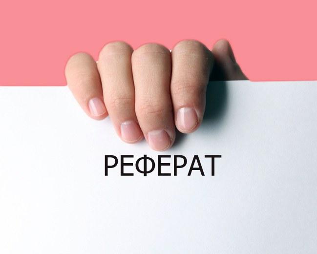 образец оформления реферата титульный лист для школьника