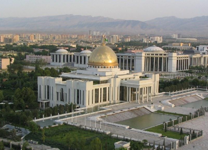 Железнодорожный транспорт в Туркмении — Википедия
