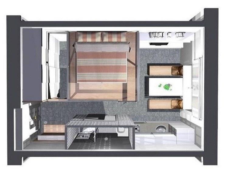 Комунальные квартиры и их дизайн 186