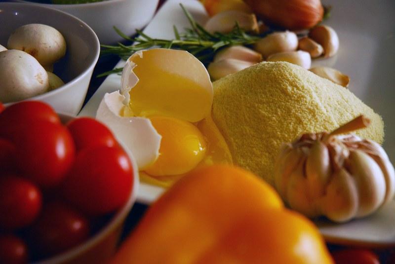 Как приготовить овощные