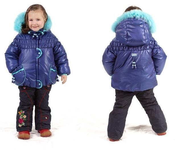 Как правильно выбрать зимнюю куртку для ребенка?