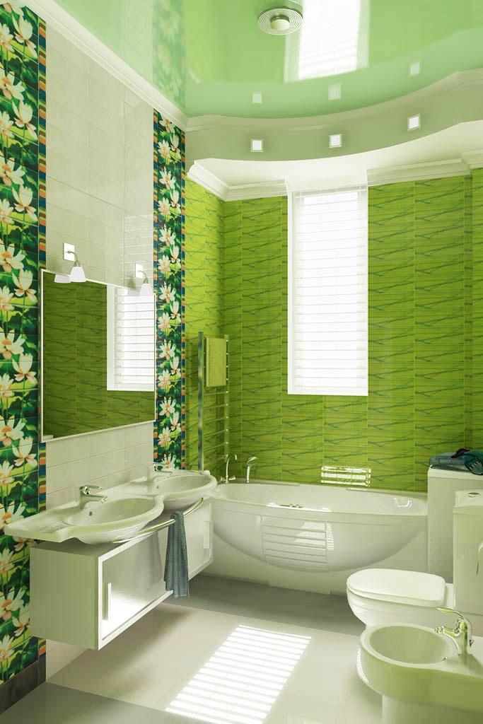 можно ли отделать ванную комнату пластиковыми панелями