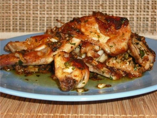 Рецепты из мяса зайца
