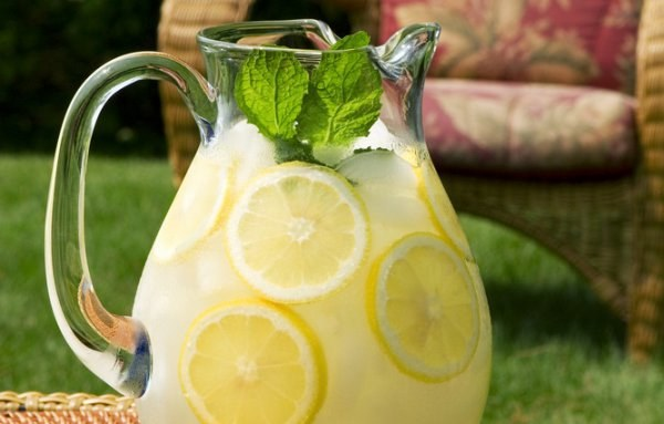 как приготовить напиток из лимона