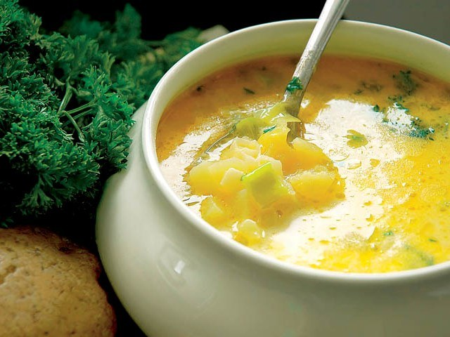 варить картофельный суп рецепт видео