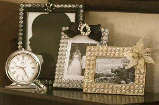 Сделать i рамку для семейного фото своими руками