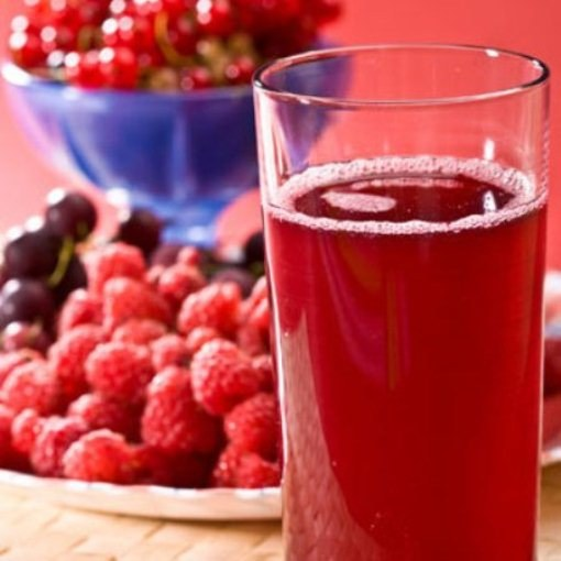 как сварить из ягод компот