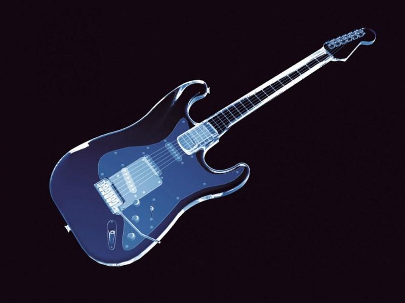 Скачать звук камертона настройки гитары