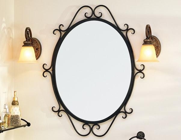 Из чего сделано зеркало