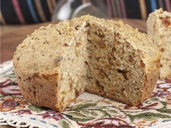 Хлеб в мультиварке на дрожжах