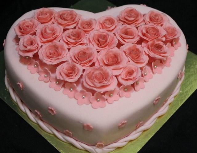 Как сделать украшение на тортах 662