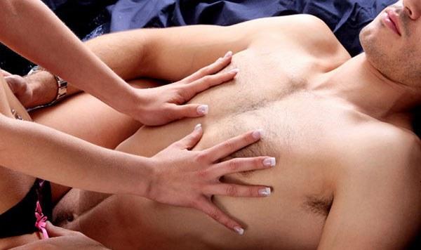 Секс массаж для жены в подарок