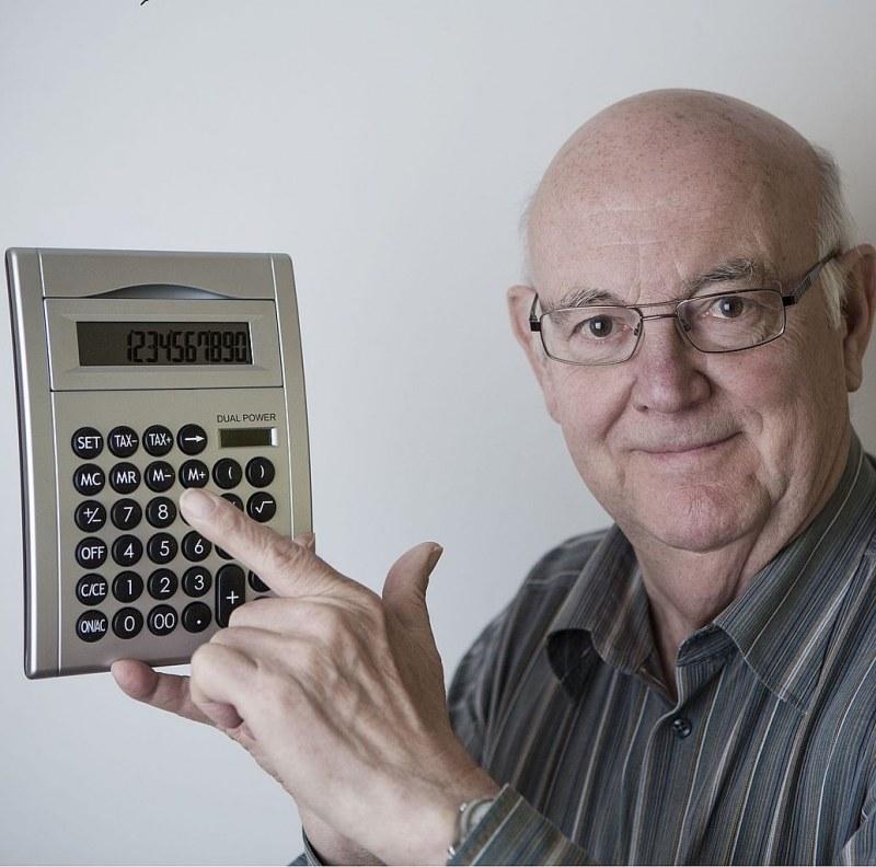 Расчет добавки пенсий