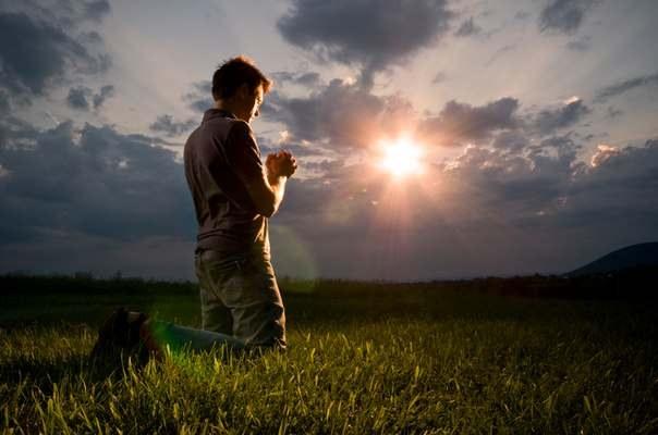картинки человек молится