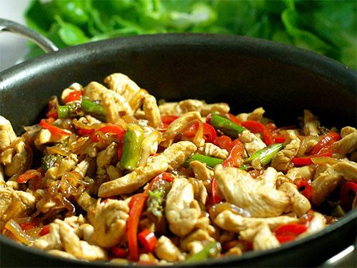 Маринад для курицы по-тайски