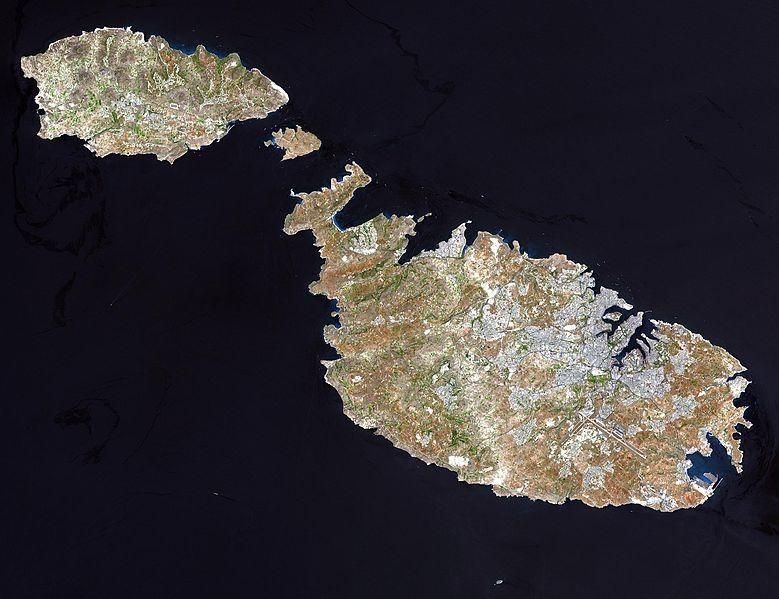 Карта Мальты, где находится Мальта на карте мира
