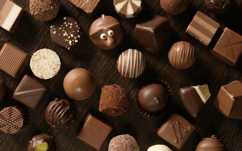 Если шоколад снятся и сладости