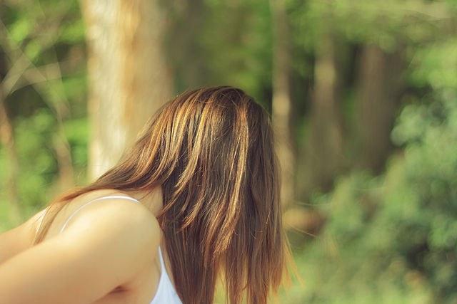 Как определить толщину волоса