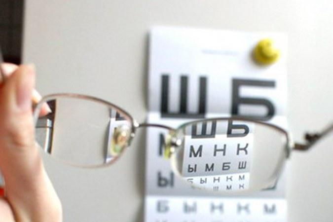 Упражнения для глаз при близорукости для детей в картинках