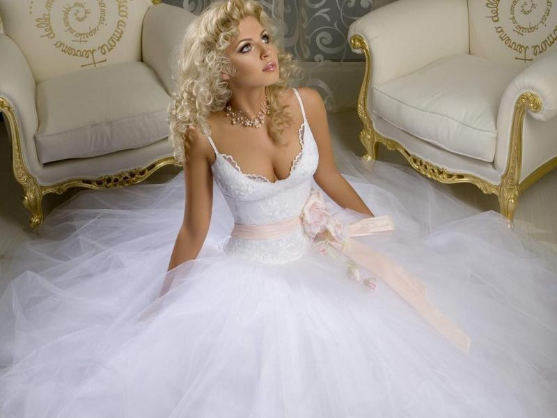Снится свадебное платье на кукле
