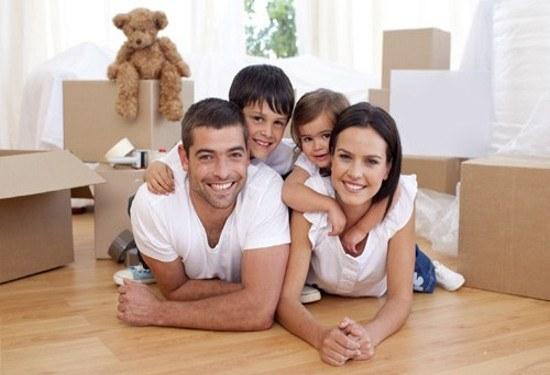 фото семьи с детьми