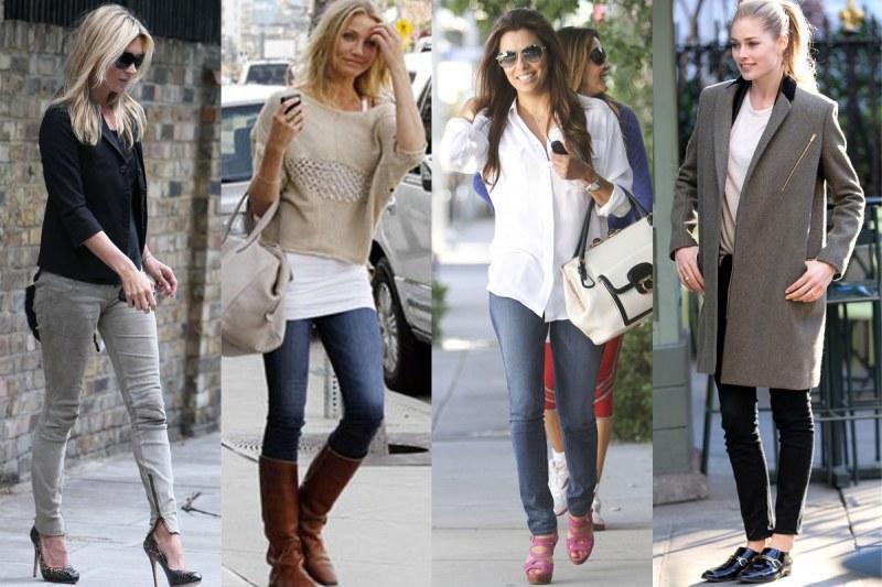 Картинки по запросу узкие джинсы 2017