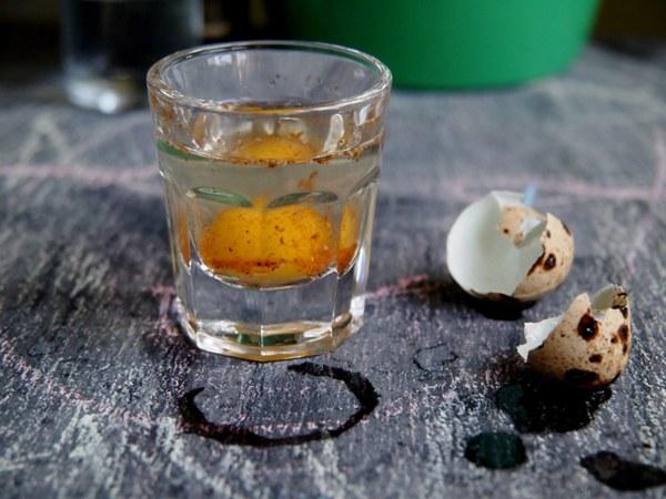 рецепты коктейлей с перепелиными яйцами