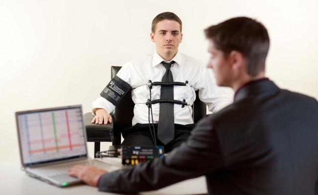Проверка на полиграфе при приеме на работу