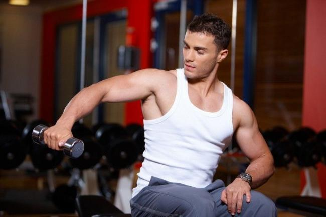 Растяжки на животе у мужчин причины