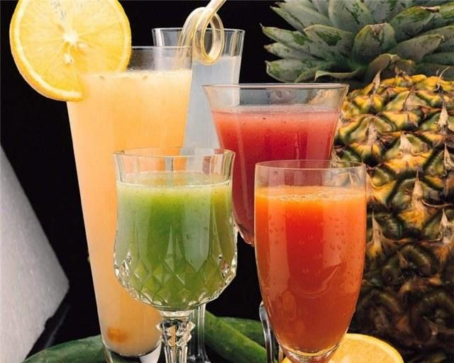 Приготовление напитков в домашних условиях