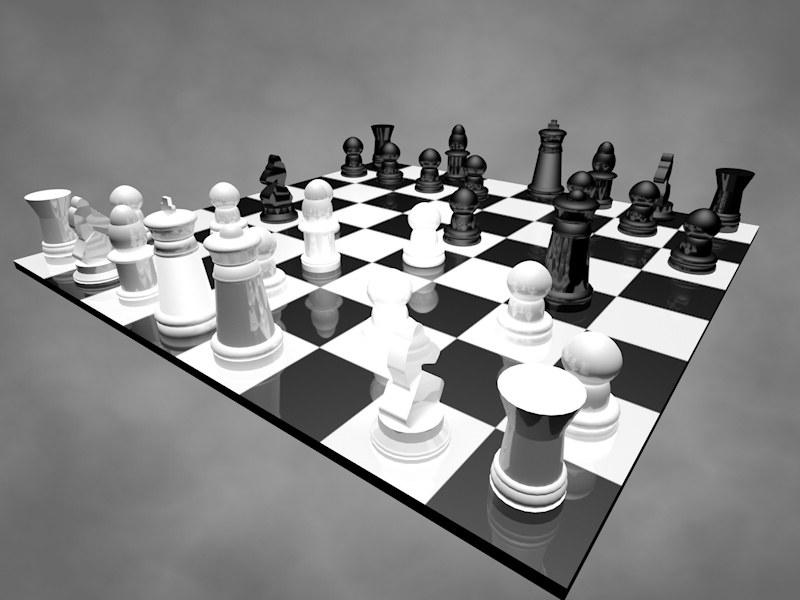 Почему защита в шахматах