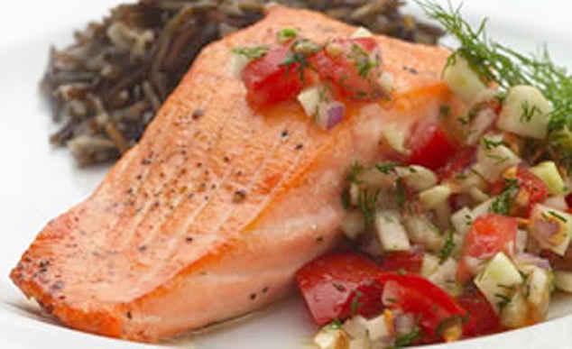 Блюда из горбуши пошагово фото