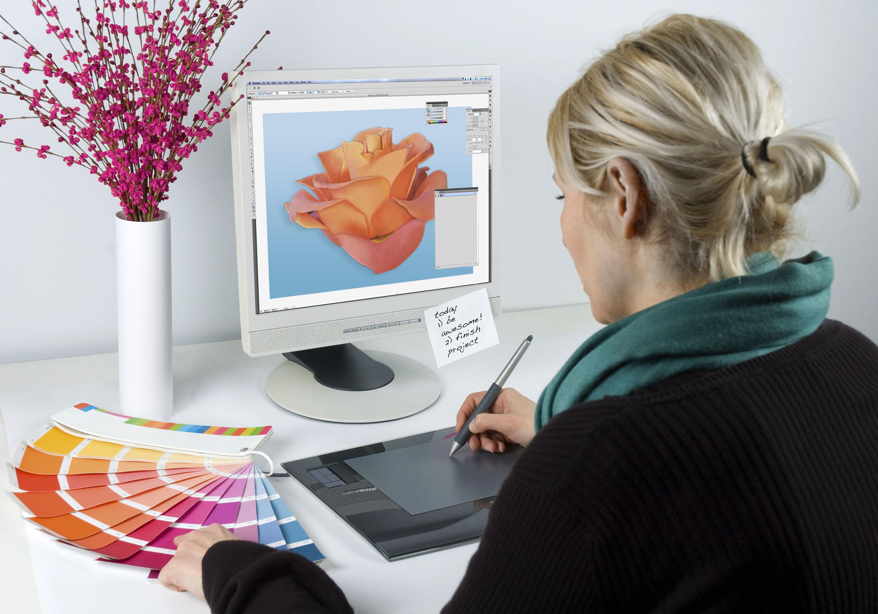 Кто такой дизайнер-график 🚩 дизайнер кто это 🚩 Работа и карьера 🚩 Другое 1904c54434d