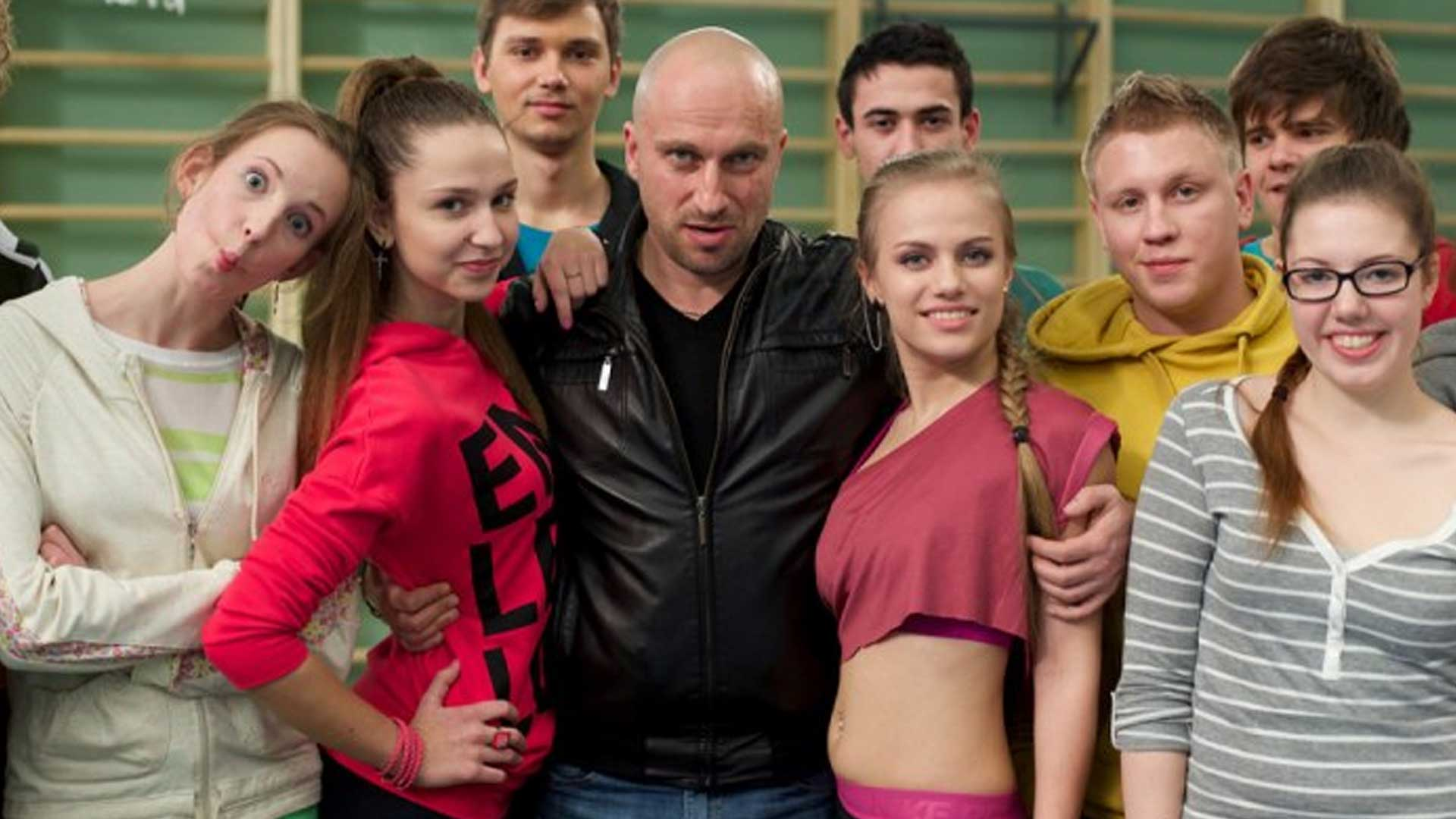 Actor Vladimir Sychev (Fizruk): biography, family and work 66