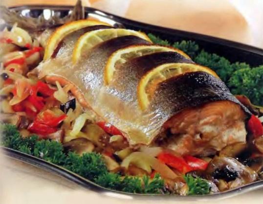 рецепт приготовления толстолобика в духовке в фольге