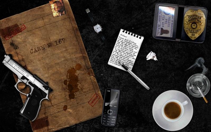 Топ 10 детективов книги