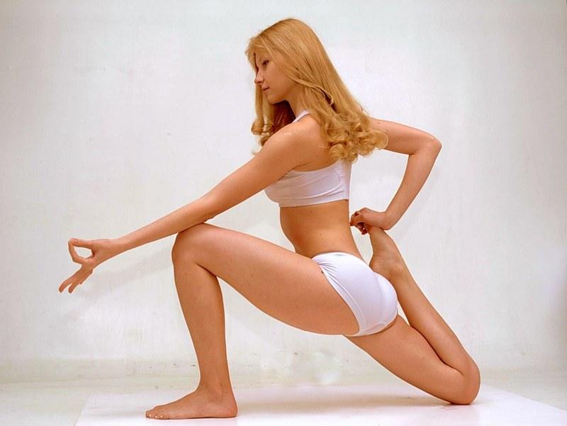 Йога для похудения Похудение с йогой