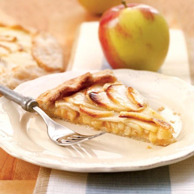 Как из свежих яблок сделать начинку для пирожков из