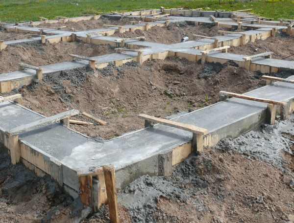 How To Properly Pour The Foundation For One Y House