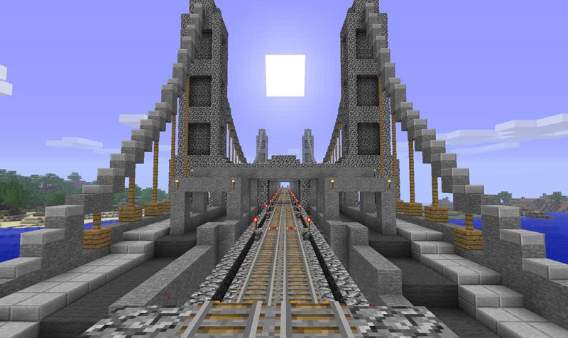 настоящие железные дороги.