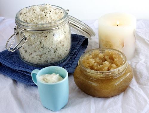 Подготовка кожи к антицеллюлитным процедурам: солевой скраб 107851_5322d40525a3f5322d40525a7a