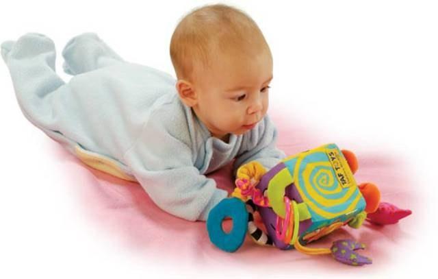 7 месяцев ребенку кашель