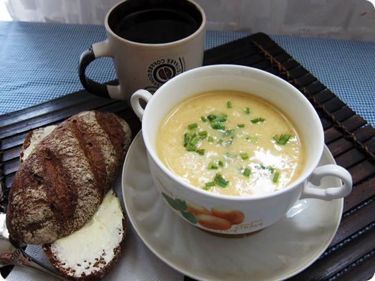 как приготовить суп ватерзой