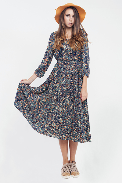 Как сшить платья в стиле кантри