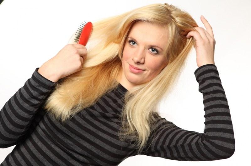 Выпадение волос у женщин: проблема жидких волос: Группа