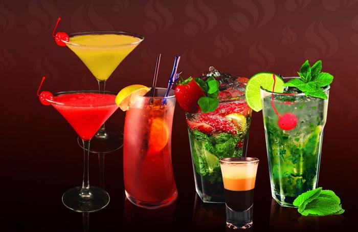 рецепты безалкогольных[ коктейлей на основе сиропов monin