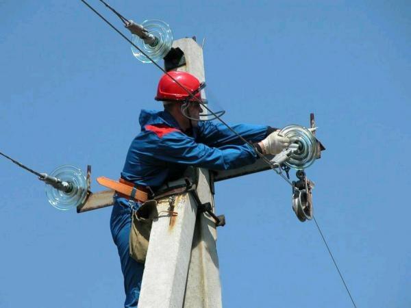 У Херсоні об'єкти комунальних підприємств можуть залишитися без електропостачання