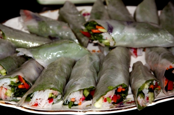 как приготовить роллы по вьетнамски