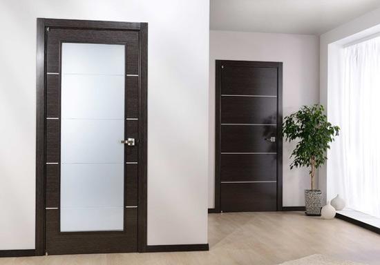 Как подобрать цвет дверей и пола в квартире